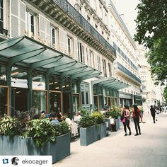 #Repost @ekocager ・・・ New neighbour, new hype of Marais ! #lamaisonplisson is #lagradeépicerie of Rive Droite ! @lamaisonplisson
