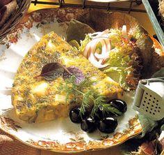 Spanyol omlett | Receptek Cheesesteak, Japchae, Ethnic Recipes, Food, Meals, Yemek, Eten