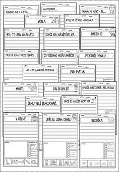Produkt - KVĚTEN - tvůrčí psaní pro malé spisovatele Sheet Music, Diagram, Literatura, Music Sheets