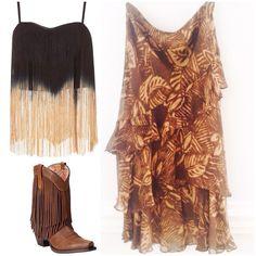 A personal favorite from my Etsy shop https://www.etsy.com/listing/219547426/ralph-lauren-skirt-gorgeous-silk-skirt