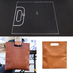 Leather Diy Crafts, Leather Gifts, Leather Bags Handmade, Leather Projects, Leather Craft, Leather Tote Bags, Leather Bag Pattern, Sewing Leather, Diy Purse Making