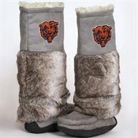 Cuce Shoes Chicago Bears Ladies The Follower Boots