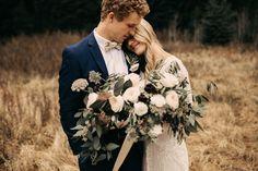 brady + abby forest bridals – Benjamin Patch