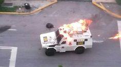 5:45 #Fuego a la lata  #cardenalito haciendose respetar!! #17J #lara
