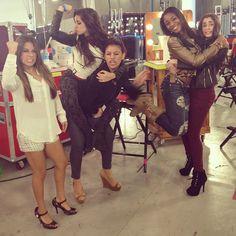 Fifth Harmony!!!!!! O my gosh Laurens face ily always