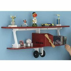 Plane-fun Kid's Shelf: Downloadable Woodworking Plan: Editors of WOOD Magazine: Amazon.com: Books