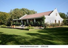 Find Old Farm House Viewed Side Built stock images in HD and millions of other royalty-free stock photos, illustrations and vectors in the Shutterstock collection. Thousands of new, high-quality pictures added every day. South African Homes, African House, Building Design, Building A House, Old Farm Houses, Barn Houses, Country Houses, Dream Houses, British Colonial Decor