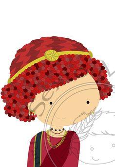 Mujer Al Fayum