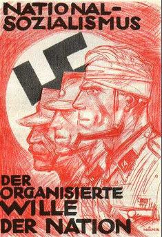 National Socialism -- the organized will of the nation