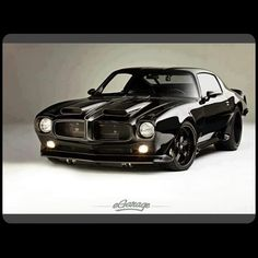 Pontiac Forebird - extreme American Muscle