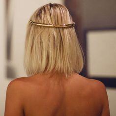 Tiara Ao Contrário #tiara #headband