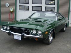 1974 Dodge Challenger Rallye by Klassic Klunkers in Richmond Maine  ME . Click to view more photos and mod info.