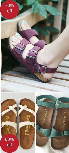 Step into Summer with Birkenstock! Shop Pre-Loved Birkenstocks at Poshmark with deals up to off all from your phone! Install the free app now!