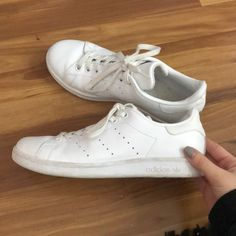 sports shoes 88554 d9175 adidas Shoes   Adidas Stan Smith   Color  White   Size  6.5