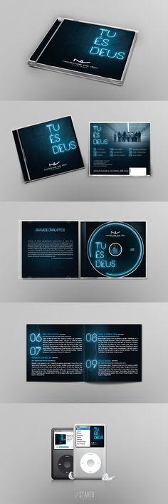 Novidade de Vida CD Yu És Deus © Agência Starto