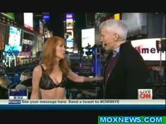 Kathy Griffin Strips Live On CNN New Years Celebration & Flirts With Cooper & Gergen. Kathy Griffin, Cnn News, New Year Celebration, Haha Funny, Flirting, Love Her, Pop Culture, Entertaining, Live