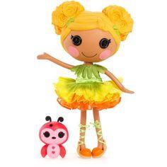 Lalaloopsy Doll with Stickers, Mari Golden Petals