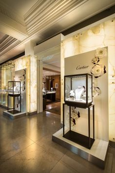 Cartier | Bridal at Harrods by Millington Associates