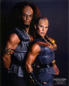 Publicity Photo, Star Trek V: The Final Frontier