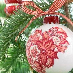 addobbi natalizi - Christmas ball