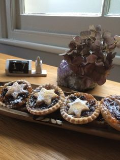 Homemade mince pies are the best. Recipe on our blog  http://bit.ly/1Ihaa90