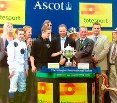 New Seeker presentation, Totesport Int Stakes, 23 July 2005