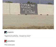 This rebel who knows their place: 24 Things That'll Make You Call Your Parents And Say You Love Them Tumblr Fail, Feeling Sick, Minions Quotes, You Call, Wholesome Memes, Say I Love You, Good Vibes Only, Funny Signs, Funny Fails