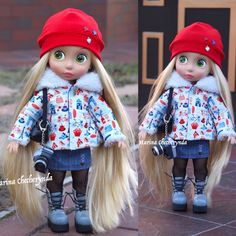 Doll clothes for your lovely Disney animator dolls ❤️