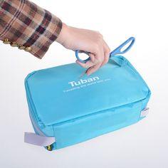 Portable Wash Bag Makeup organizer Cosmetics travel kits bag