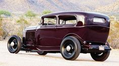 '32 Ford Tudor Sedan