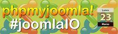 El lunes que viene tenemos un nuevo #joomlaIO Gestiona y exporta bases de datos con phpmyjoomla!: http://www.desarrolloweb.com/en-directo/gestion-bbdd-phpmyjoomla-joomlaio-8839.html