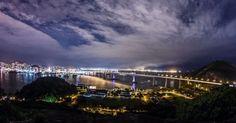 Time lapse nocturne de la ville de Vitória - Brésil | Video here :   http://alexblog.fr/time-lapse-nocturne-vitoria-bresil-39561/