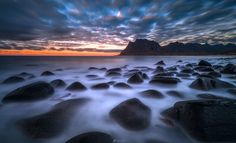 Utakleiv beach by Lauri Lohi on 500px