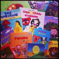 J'aime quand les mamans me disent que leurs enfants adorent mes livres ! Ça me rend heureuse et me motive à continuer !  www.linguatoys.com #jouets #jeux #livres #bilinguisme #enfants #Linguatoys #anglais #espagnol #allemand #arabe