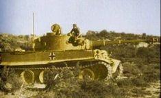 Wehrmacht Tarnanstriche IV: Nordafrika