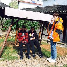New Journey to the West 3 When can new members Kyu-hyun and Min-ho be like Jae-hyun, and take a nice long coffee break?!☕️☕️ 新加入的圭賢和MINO什麼時候才可以像宰賢一樣悠閒,在休息時間喝一杯熱咖啡呢☕️☕️ cr 신서유기 #tvN #tvNAsia #NewJourneyToTheWest #NewJourneyToTheWest2 #NewJourneyToTheWest3 #KangHodong #LeeSoogeun #EunJiwon #AhnJaehyun #Kyuhyun #SongMinho #Winner #新西遊記 #新西遊記2 #新西遊記3 #姜虎東 #李秀根 #殷志源 #安宰賢 #圭賢 #宋旻浩