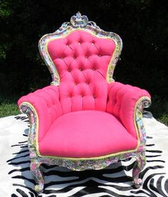 Now If This Isnu0027t A Throne Fit For A Princess I Just Donu0027t Know What Is. If  I Had A Spot For This I Would Seriously Want It. For The Home,Furniture,Home  ...
