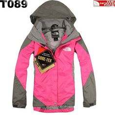 4fe5f65983d The North Face Venture Womens Gore Tex Xcr Pink Jackets