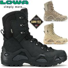 Lowa GTX® TF Task Force Military Police Tactical Hiking Trail Shoes Boots LOWA is also the. only outdoor footwear manufacturer in the world to be granted ISO 9001 status for the highest quality construction and process standards. Mens Tactical Pants, Tactical Uniforms, Tactical Shoes, Tactical Wear, Tactical Clothing, Trail Shoes, Hiking Shoes, Lowa, Boots Online