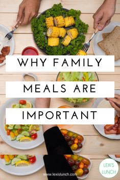 Food is nutrition. But food is more than just nutrition. Food performs a very important social function. Read my latest post to see why I think family meals are important. Healthy Meals For Kids, Quick Meals, Kids Meals, Healthy Recipes, Nutrition And Dietetics, Kid Friendly Meals, Food Hacks, Family Meals, Meal Planning