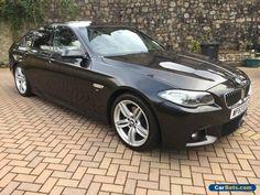 2013 BMW 520D M SPORT AUTO GREY F/S/H #bmw #520dmsportauto #forsale #unitedkingdom