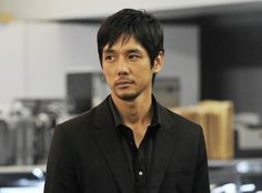 Nishijima Hidetoshi on Check it out! Japanese Icon, James Spader, Thai Drama, Male Face, Good Looking Men, Face Claims, Asian Style, How To Look Better, Poses