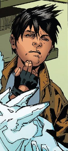 Zachary (Mutant) (Earth-616) from Iceman Vol 3 #2