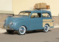 1948 Crosley Wagon