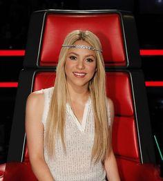 The Voice - Season 4. Look de Shakira en la final