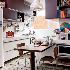 O nome disso é acolhimento  #kitchen #kitchengourmet #purple #roxo #violet…