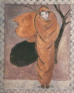 'winter' Vanessa Bell.