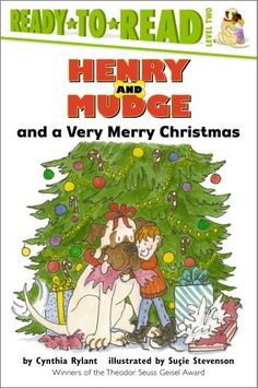 Henry and Mudge and a Very Merry Christmas (Henry & Mudge) by Cynthia Rylant