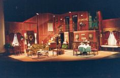 Arsenic and Old Lace by Joseph Kesselring Flint Central High School October 2001 Scenery and Lighting Designed by Martin W. Jennings