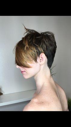 Fabulous haircut by Erin
